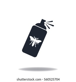 Spray  insecticide icon