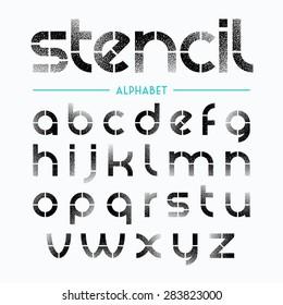 Stencil Letters Images Stock Photos Vectors Shutterstock