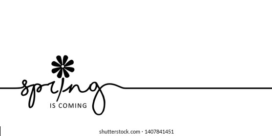 Spring is coming Hello Let the spring begin Line drawing pattern Vector icon icons sign signs symbol fun funny sale Spring sale banner Hello spring Love Lovers day Logo gadgets Hello summer