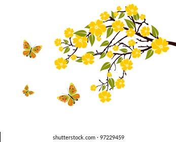 spring design - vector