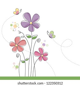 Spring Flowers Images Stock Photos Vectors Shutterstock