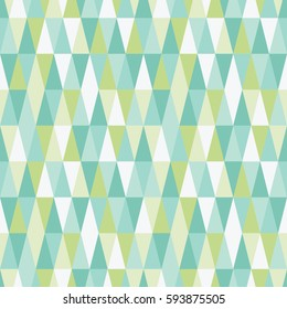 spring seamless pattern  geometry