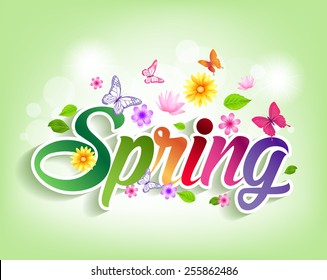spring offer images, stock photos & vectors | shutterstock  shutterstock