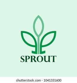 sprout nature logo