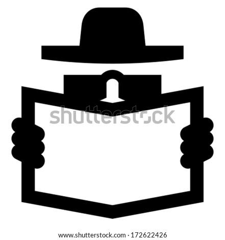 Spy Icon Vector de stock (libre de regalías)172622426  Shutterstock 5d1dfa58319