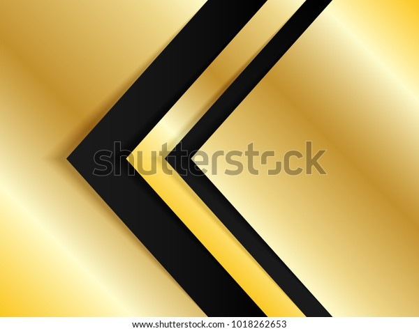 Square Black Golden Abstract Background Design Backgrounds