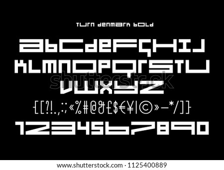 simple block font - Monza berglauf-verband com