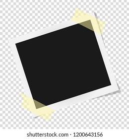 polaroid old stock vectors images vector art shutterstock