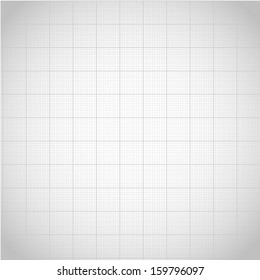 Square grid background. Vector eps10