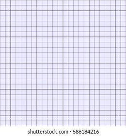Square mesh pastel tone sketch art board background. Design element grid paper background.