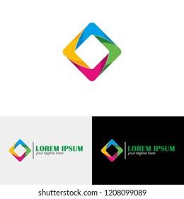 Rectangular Logo Images, Stock Photos & Vectors | Shutterstock