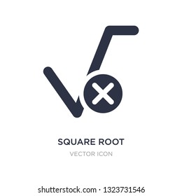 Square Root Symbol Images Stock Photos Vectors Shutterstock