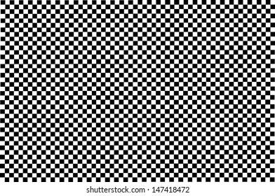 squares - black and white - EPS10