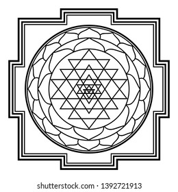 sriyantra mantra for power and joy of life