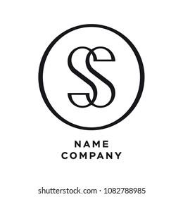 SS logo type