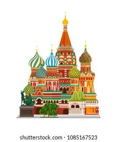 St. Basil S Cathedral Moscow Russia