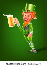 St. Patrick Day Vector illustration