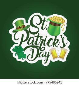 St Patrick's day (17 March)