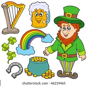 St Patricks day collection 2 - vector illustration.