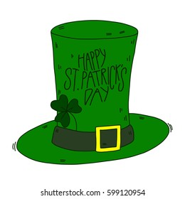 St. Patrick's Day Leprechaun's Hat