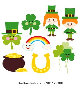 St. Patrick's day vector.