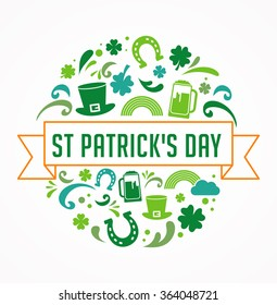 St. Patrics Day poster
