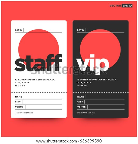best dating id badge design template