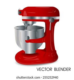 Stainless Steel Stand Food Mixer
