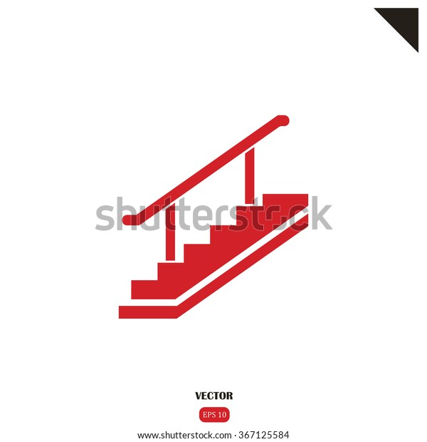 Stairs Icon.