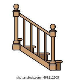 Cartoon Stairs Images Stock Photos Vectors Shutterstock