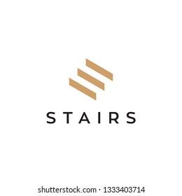 Treppenlogo-Logo-Design