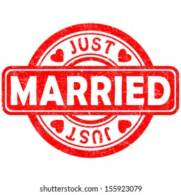 Stamp of Married
