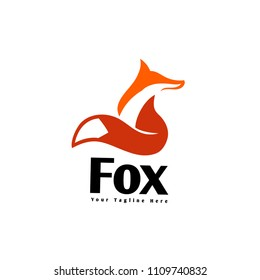 stand fox extracted for look logo
