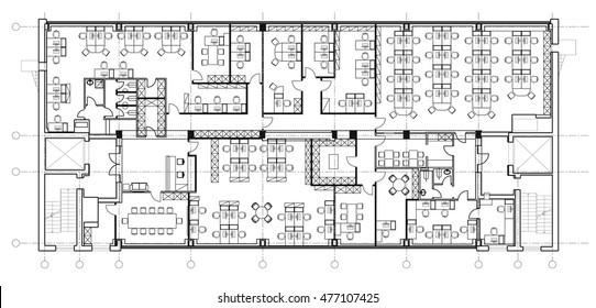 Floor Plan Furniture Images, Stock Photos & Vectors