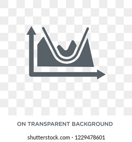 Standard & Poor's 500 stock index icon. Trendy flat vector Standard & Poor's 500 stock index icon on transparent background from business   collection. High quality filled Standard & Poor's 500 stock