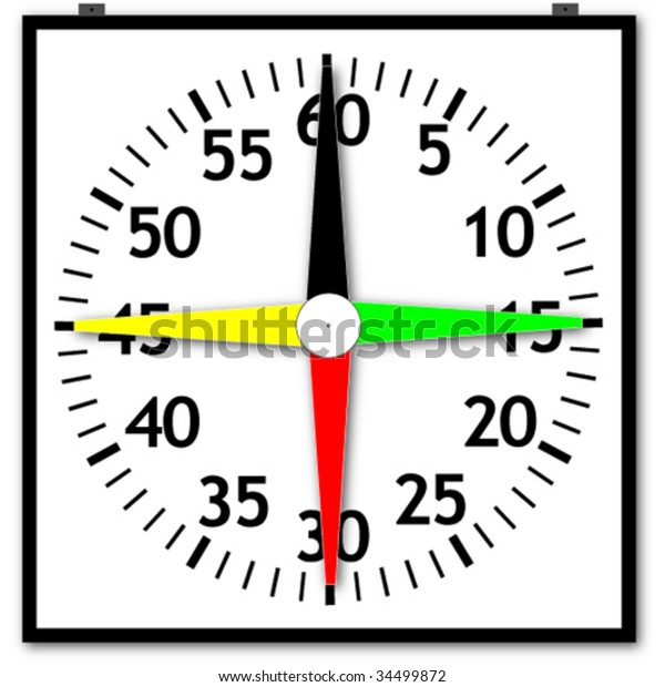 Standard Swimming Pool Timer Stock Vector (Royalty Free ...