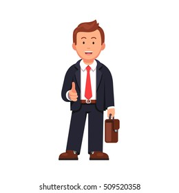 Avatar man guy suit businessman. Avatar man male guy person wearing suit  and tie executive businessman vector illustration.