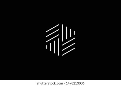 standing professional elegant trendy awesome artistic black and white color ZM MZ ZW WZ initial based Alphabet icon logo.
