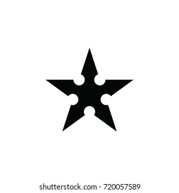 Star Arrow Icon Logo