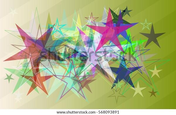 star background pattern