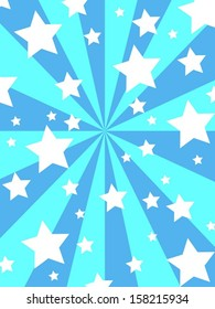 star background seamless