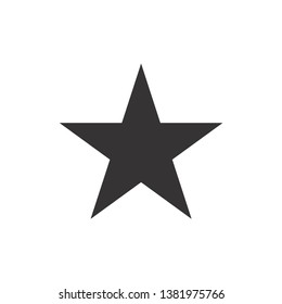 Star Best Icon Vector Illustration