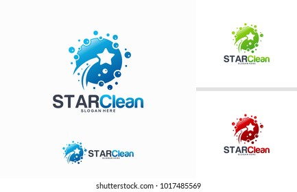 laundry logo images stock photos vectors shutterstock https www shutterstock com image vector star clean logo designs concept laundry 1017485569