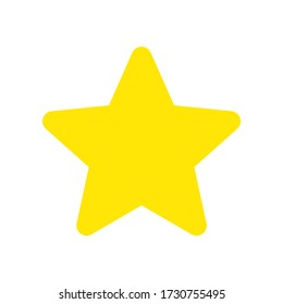 star icon, illustration vector. suitable for many purposes.