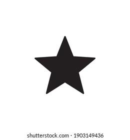 star icon symbol sign vector