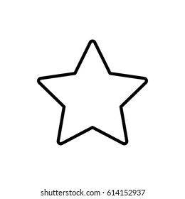 star outline images stock photos vectors shutterstock