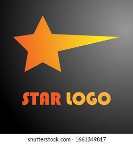 Star Logo Design for bussiness