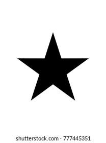 star, logo, icon, vector
