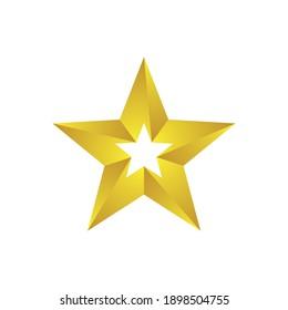 Star logo image illustration design