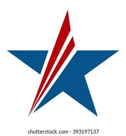 Star Logo - USA